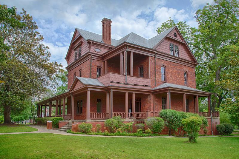 Booker T Washington Home