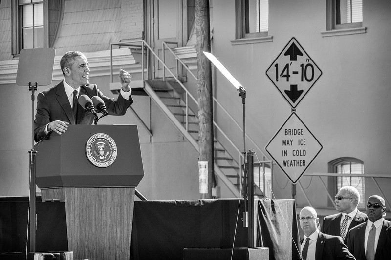 President Barack Obama's Speech at Selma recognizing the 50th anniversary of the voting rights act on March 7, 2015
