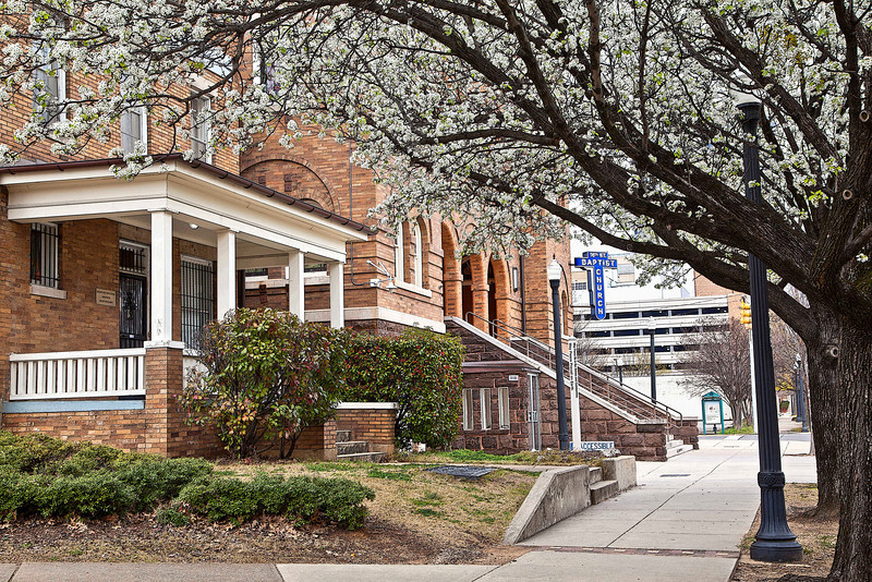 16th Street Baptist Church Spring...2013