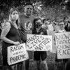 Racism is a pandemic!  Juneteenth and Million People March, June 19, 2020