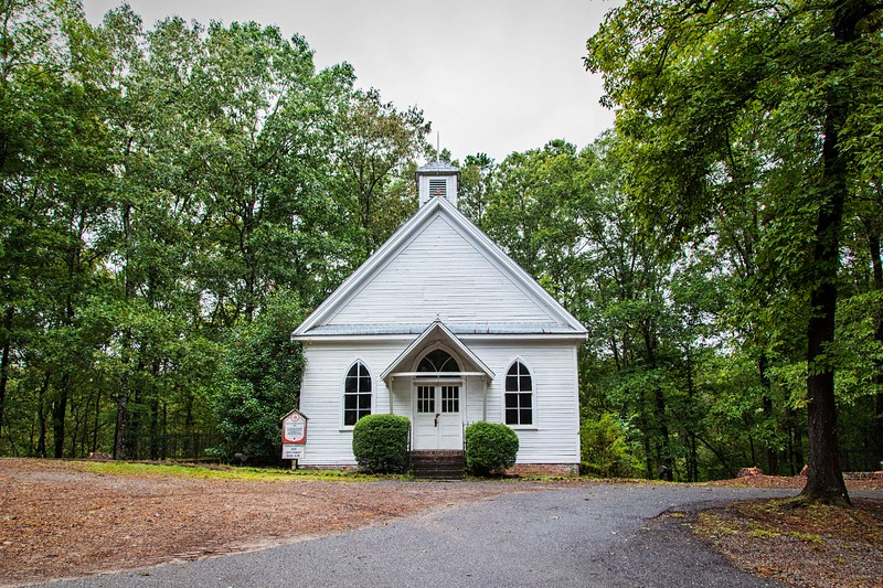 Old Country Church, 1905!