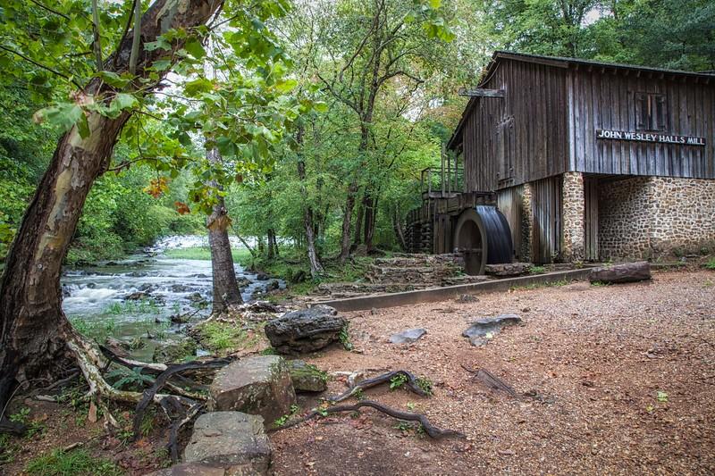 John Wesley Halls Mill!
