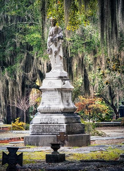 Live Oaks Cemetery!