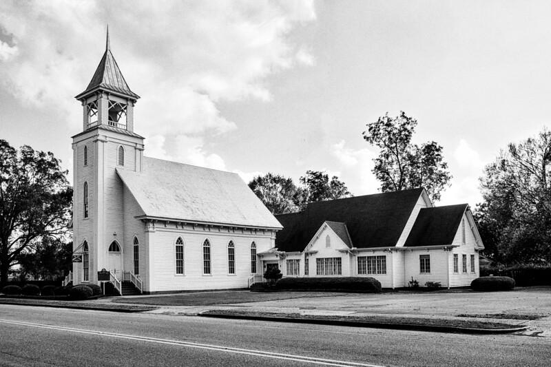 First Presbyterian Church!