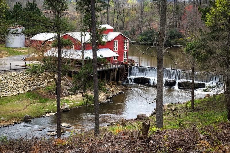 Yellowleaf Creek Mill, 1934!
