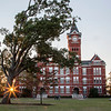 Samford Hall at Sunset!