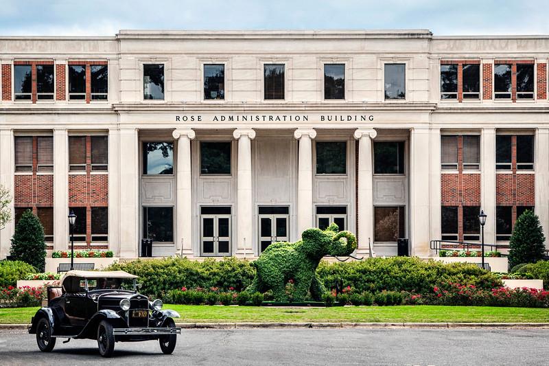 Rose Administration Building, 1969!