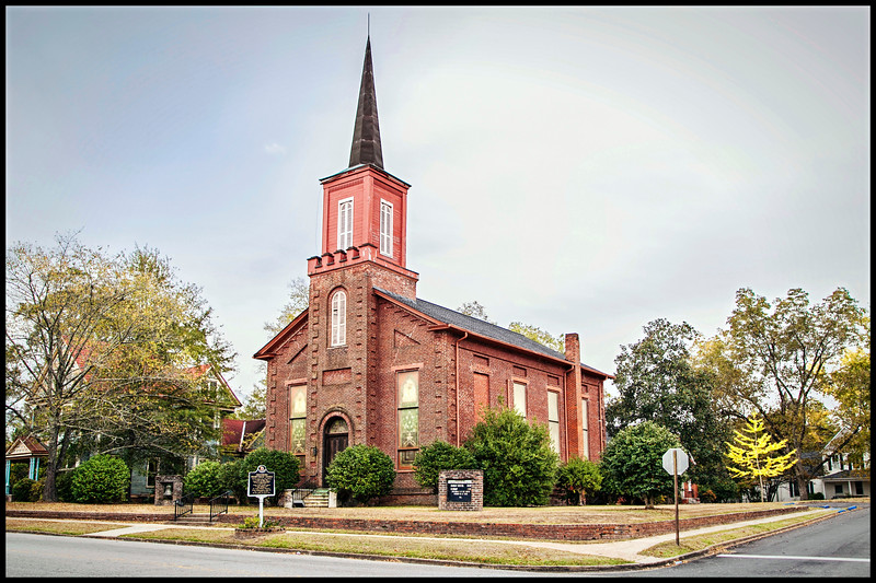 Greensboro Presbyterian Church!