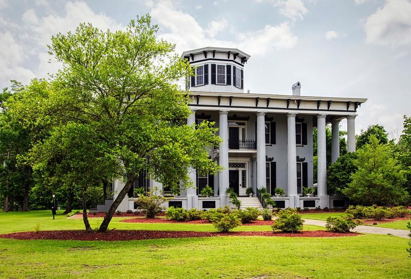 Varner-Alexander House, 1840!