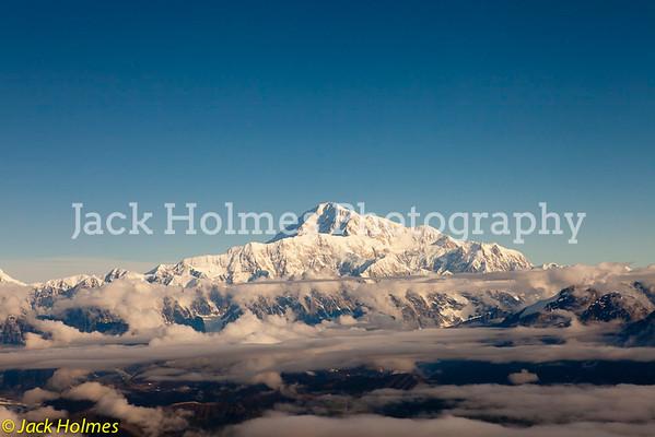 Alaska Mt McKinley July 2011