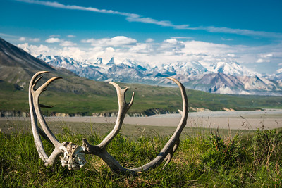Eielson Viewpoint with Rack