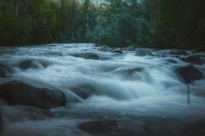 Little Sustina river