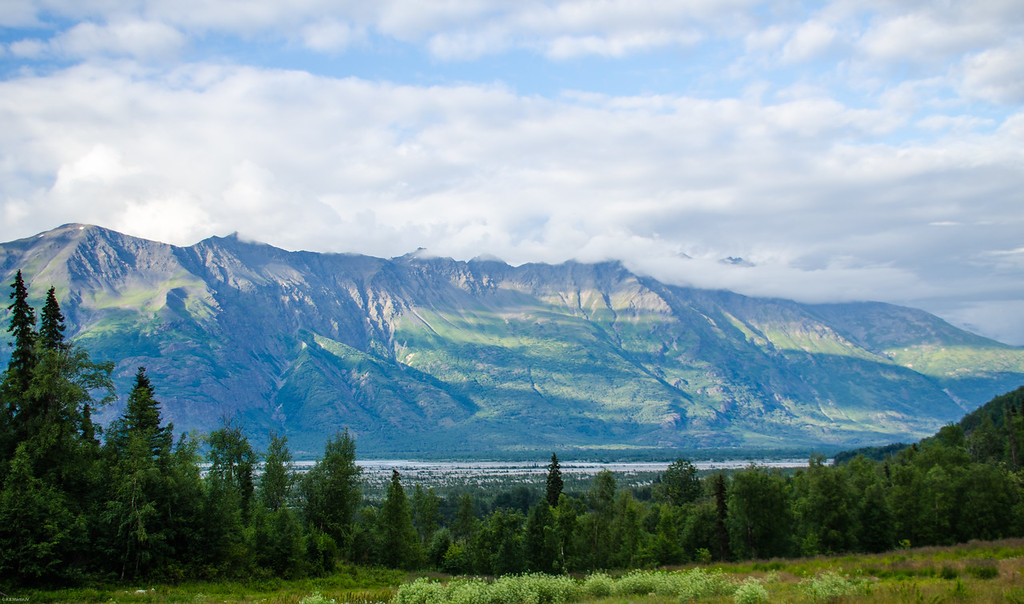 Knik River Valley
