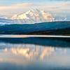 Wonder Lake Reflection