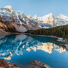 Iconic Moraine Lake