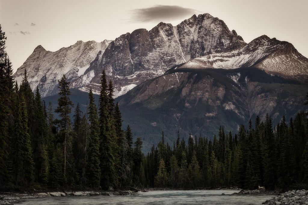 Mount Stephen (Yoho National Park)