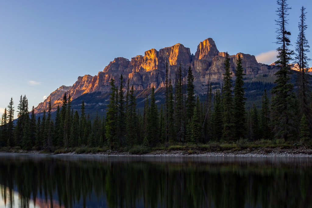 Castle Mountain (Banff National Park)