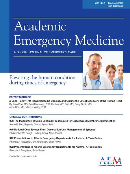 AEM Journal Cover