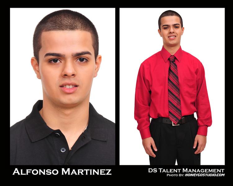 Alfonso Martinez Portfolio