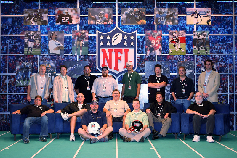 CARLSBAD, CA - JULY 2:  NFL rookies, speakers, veterans, and other guests participate in the Wednesday session of the 2008 NFL Rookie Symposium at the La Costa Conference Center at the La Costa Resort and Spa in Carlsbad, California on July 2, 2008. (Photo by Paul Spinelli/SpinPhotos)