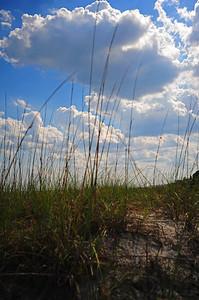 """Partly Cloudy at the Beach"" Hilton Head, SC."
