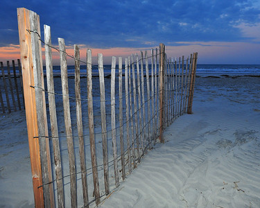 """Fenced"" Hilton Head, SC."