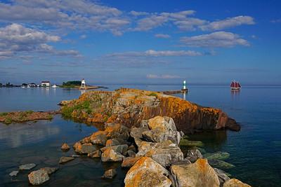 Grand Marais Harbor 002