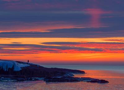 Artis Point Sunrise 001