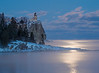 Split Rock Moonrise 007