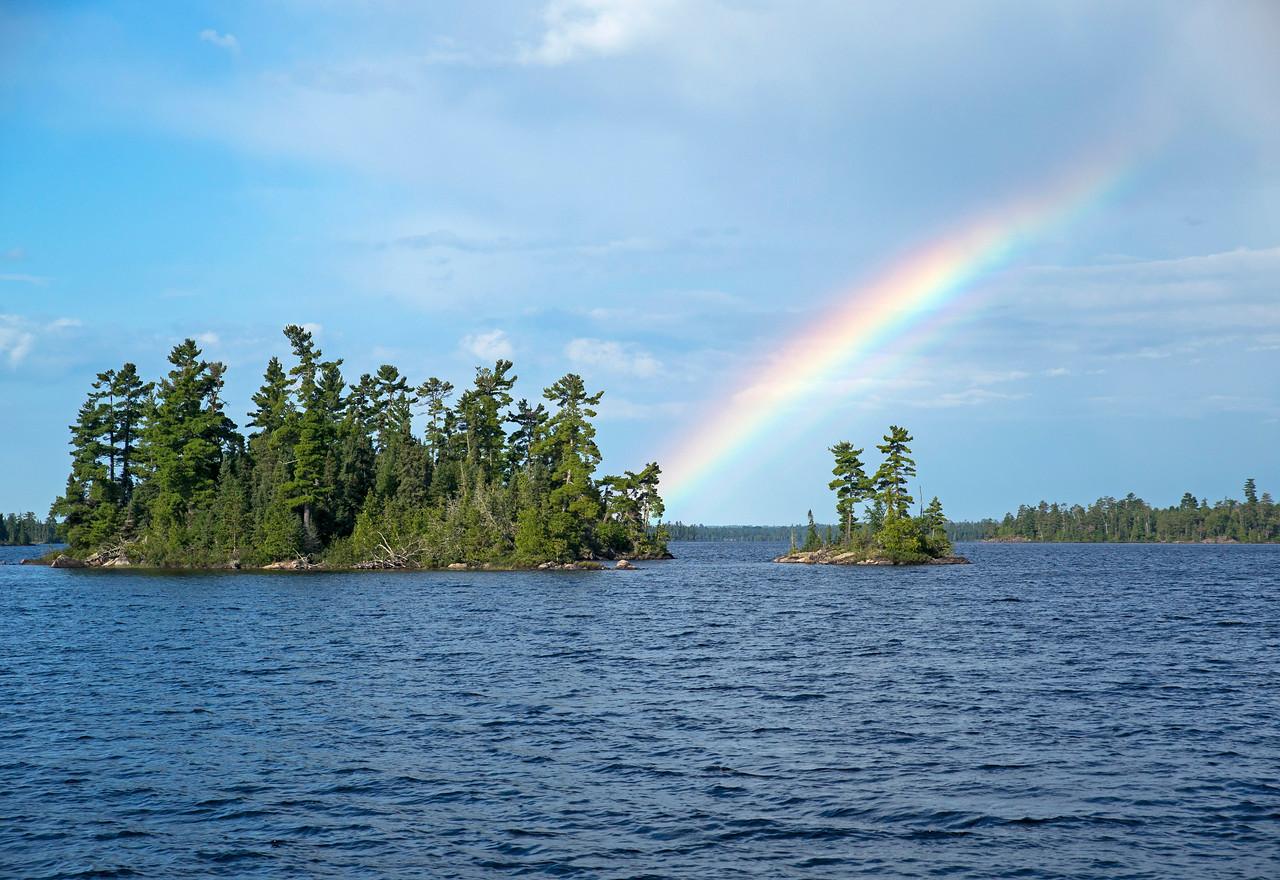 Sag Lake Rainbow