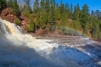 Gooseberry MIddle Falls 002