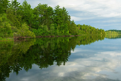 Basswood Lake