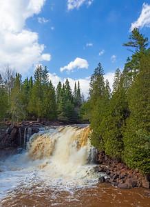 Gooseberry Upper Falls 002