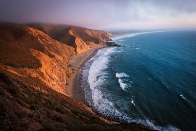 s t r e t c h | point reyes, california