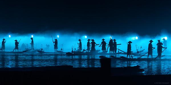 Dance of the Fishermen