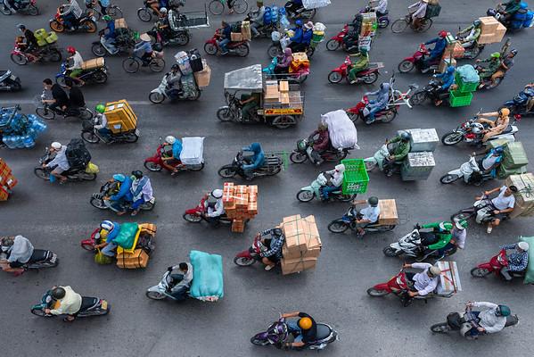 Fragments of Hanoi V