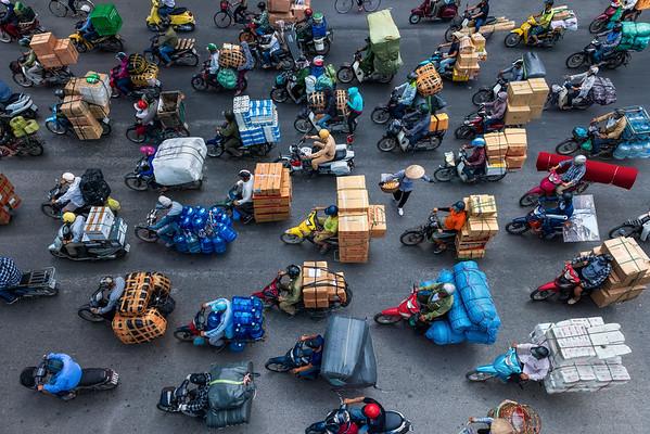 Fragments of Hanoi III