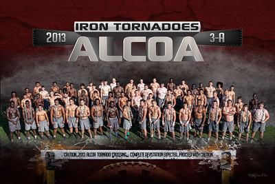 2013 Iron Tornadoes: Alcoa High School