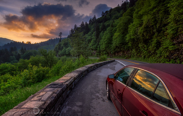 Car Camping at the Smokies
