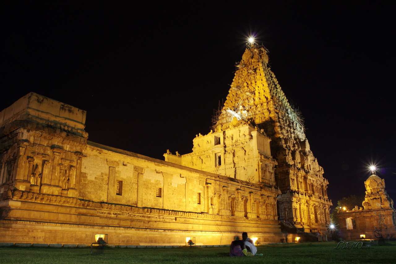 Big Temple @ Tanjore