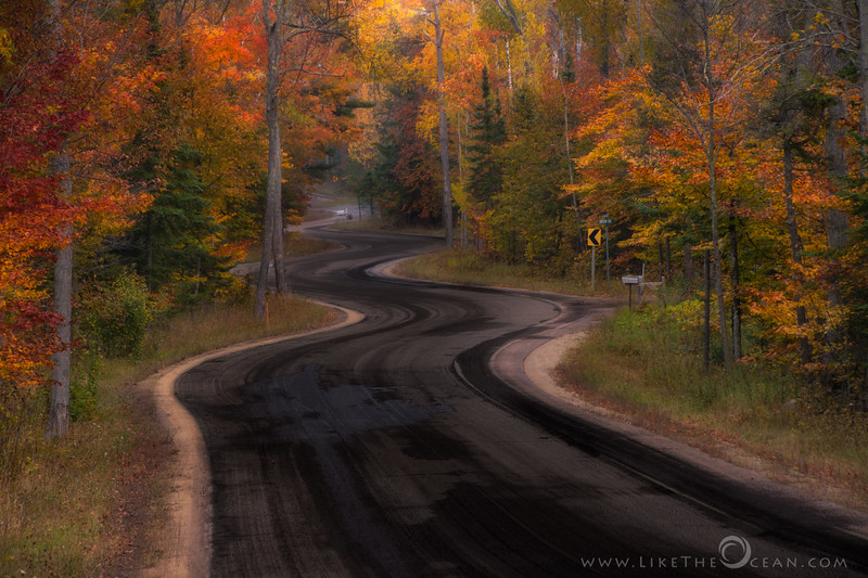 Fall Colors by that Crooked Road
