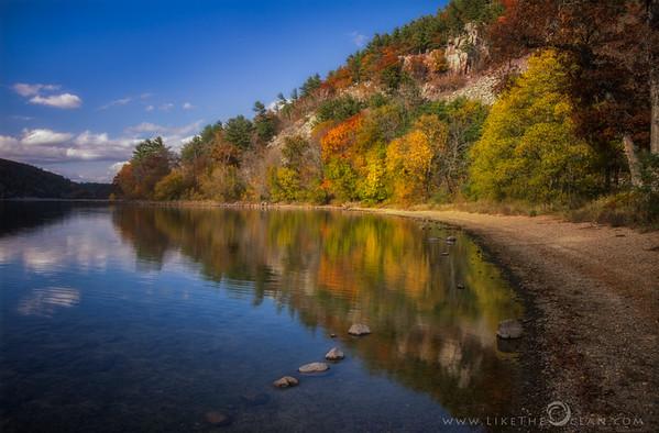 Crispy Colors of Autumn