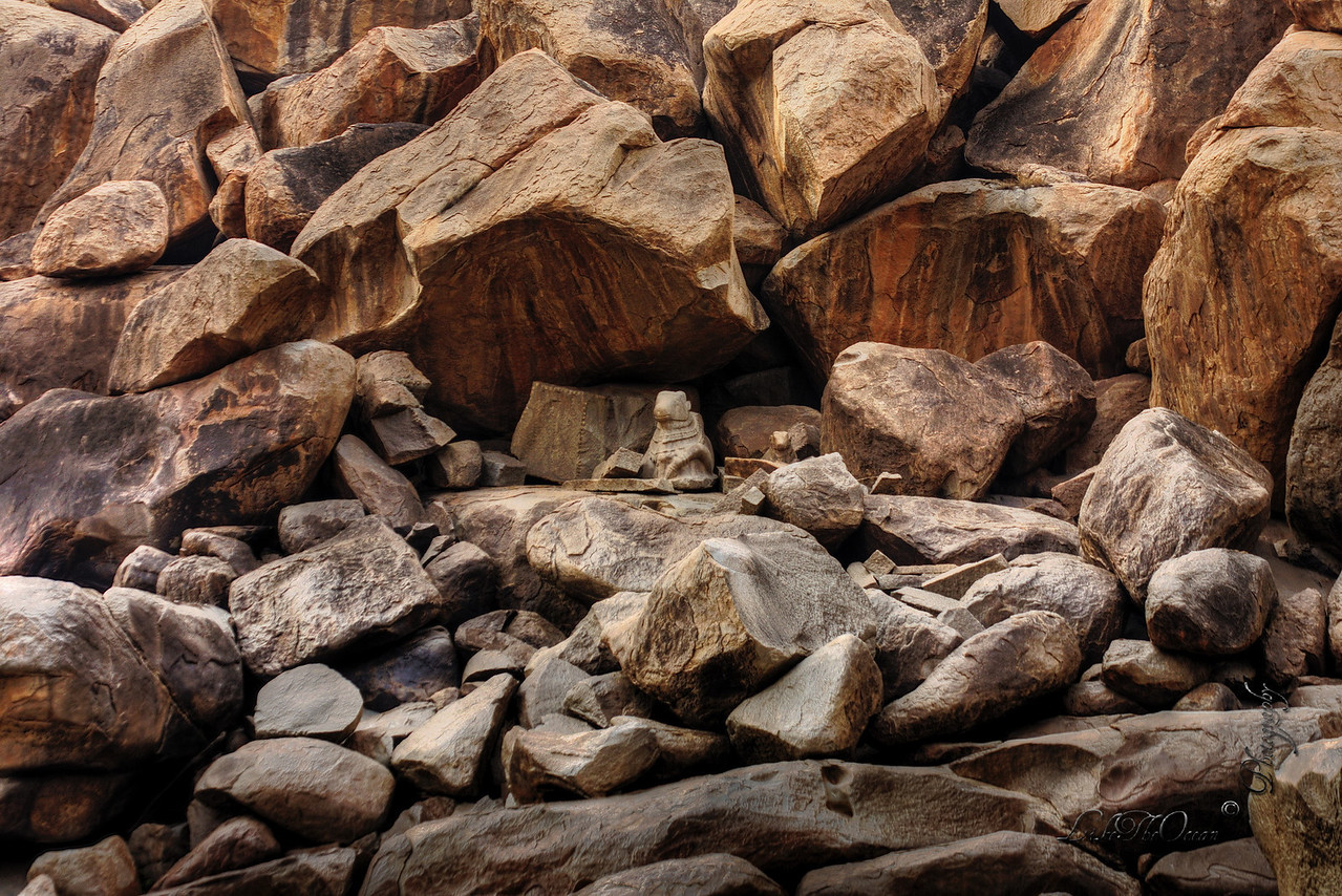 Pile of Rocks (Look Again !!!)