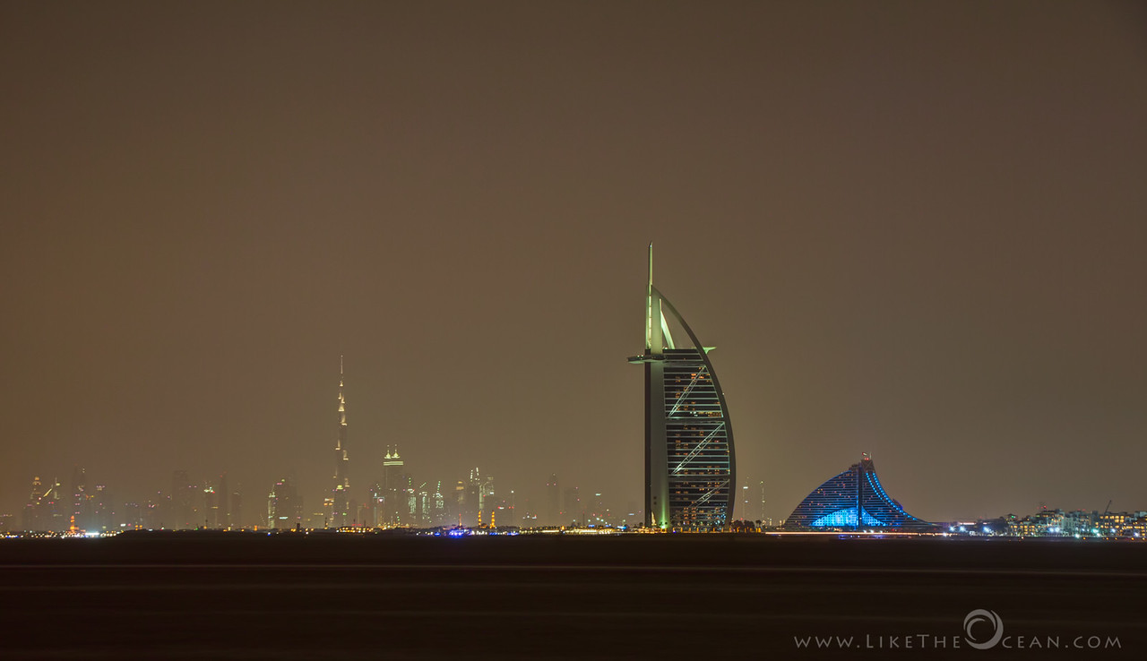 Iconic Skyline of Dubai