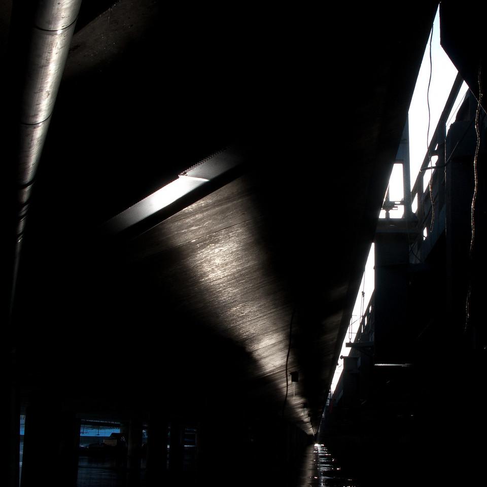 Underpass. Stockholm.