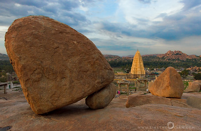 Virupaksha Temple @ Hampi