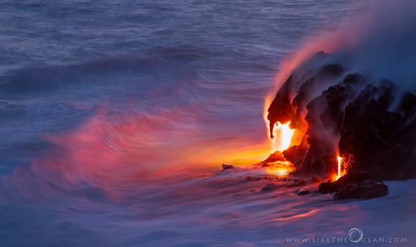 Ocean Entry @ Hawaii