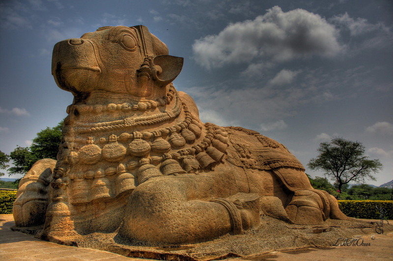 Big Bull @ Lepakshi, Hyderabad