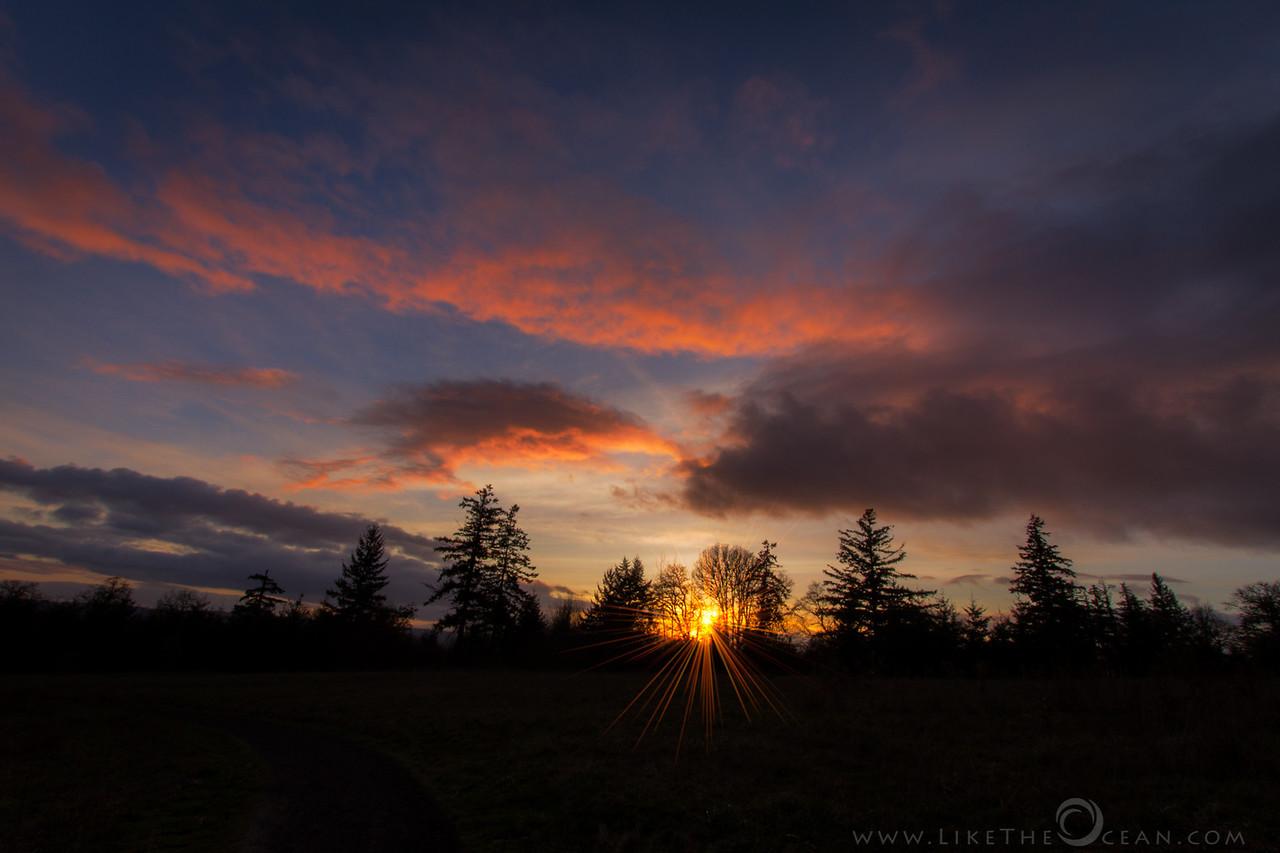Star Sunset @ Copper Mountain