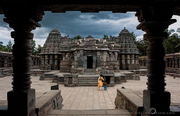 Keshava temple of Somanathapura